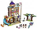 """Конструктор Lepin 01063 Френдс """"Дом дружбы"""" (Lego Friends 41340 ) 808 детаей., фото 2"""