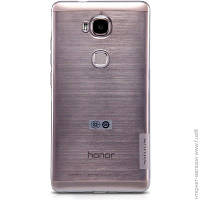 Чехол Nillkin Nature TPU for Huawei Honor 5X/RG5 Gray