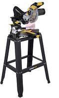 Пила торцювальна + стіл (POWERPLUS - БЕЛЬГІЯ) POWX07558T 2200 Вт