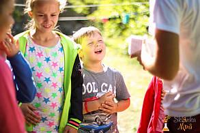 Квест для детей в летнем оздоровительном лагере от Склянка мрiй