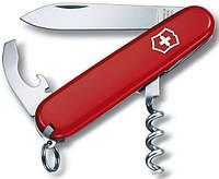 Швейцарский, армейский складной нож Victorinox Waiter 03303 красный