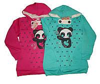 Батник для девочки панда с 9 до 13 лет