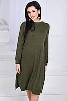 Женское платье в свободном стиле, фото 1