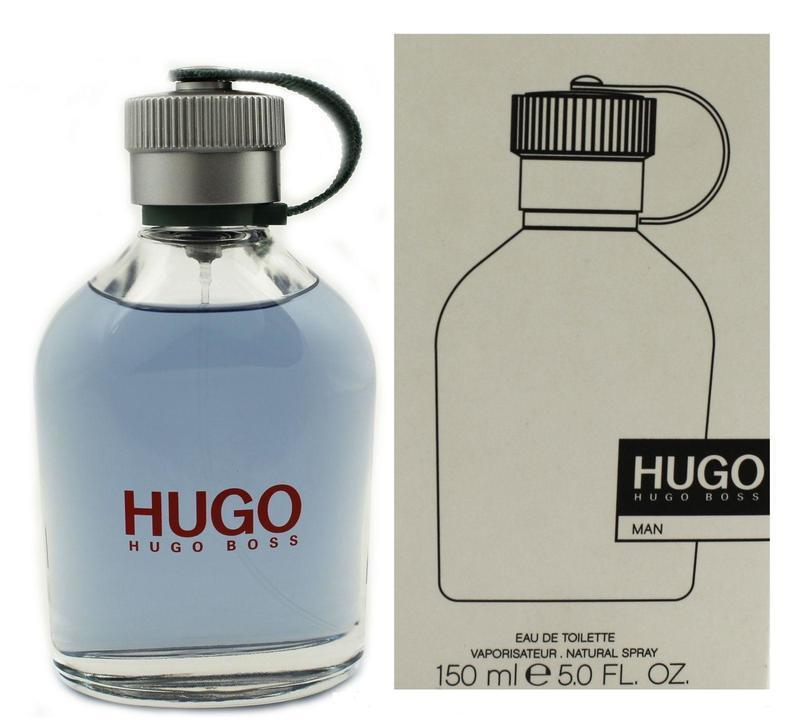 Тестер Hugo Hugo Boss EDT (м)(зеленые)