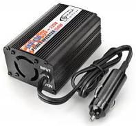 Инвертор напряжения 12-220 Вольт 150Вт Gemix INV-150