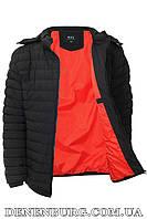 Куртка еврозима мужская RZZ 5877 чёрная, фото 1