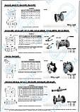 Кран шаровый фланцевый BROEN (Zawgaz) АН-2с-МК, Dn25 для пропан бутана для сжиженного газа, фото 2