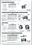 Кран кульовий фланцевий BROEN (Zawgaz) АН-2с-МК, Dn15 для пропан бутану для зрідженого газу, фото 2