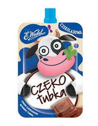 """Wedel"" Крем ""CZEKOtubka"" шоколадно-горіховий 50г (20шт)"