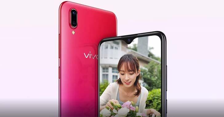 Анонс смартфона Vivo Y93 - еще одна новинка производителя