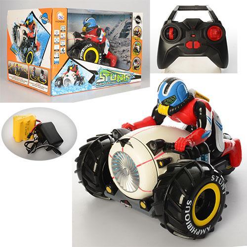 Купить Радиоуправляемые игрушки, Трицикл 989-333 р/у2, Bambi