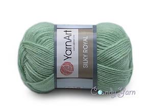 YarnArt Silky Royal, Мята №440