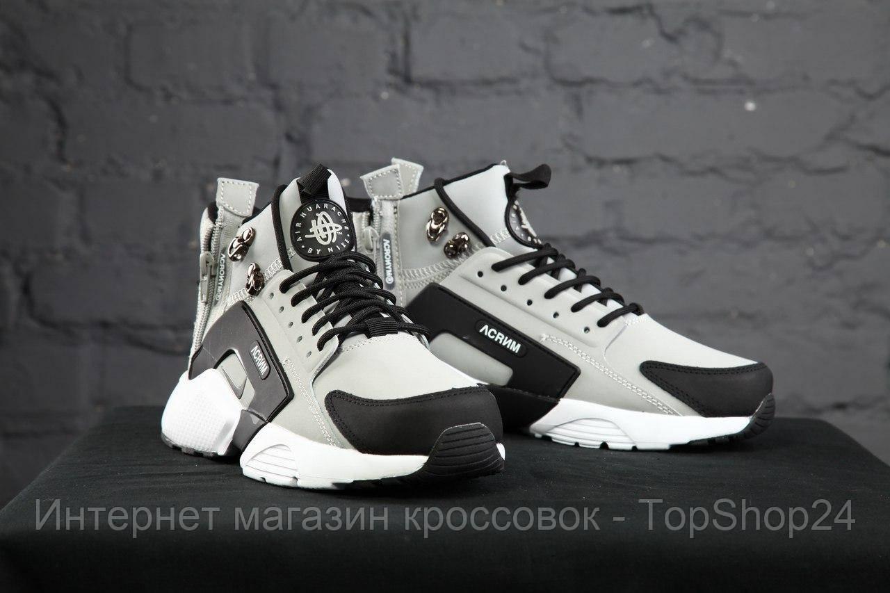c3fca5079 Зимние кроссовки Nike Huarache Acronym Winter (реплика А+++ ), фото 2 ...