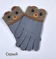 Перчатки Мордочки 3-5 лет, фото 1