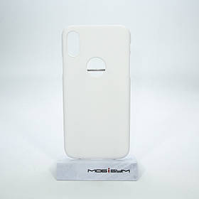 """Накладка Nillkin Super Frosted Shield iPhone Xs/X {5.8""""} white EAN/UPC: 6902048147331"""