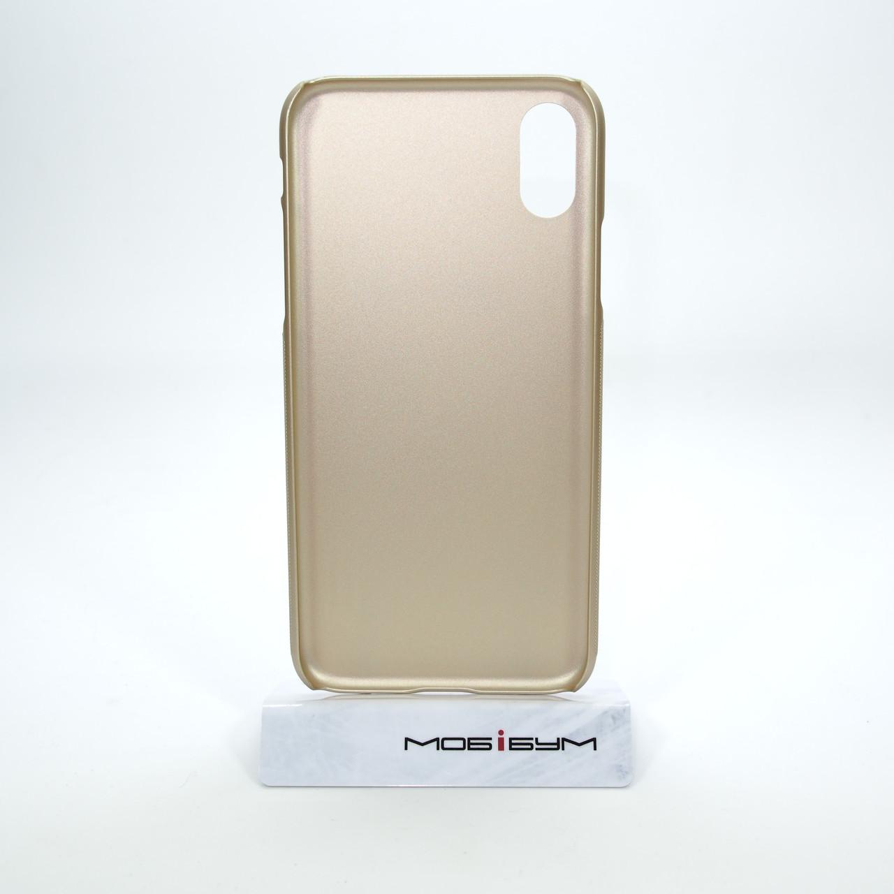 Накладка Nillkin Super Frosted Shield iPhone Xs Для телефона