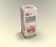Масляный комплекс - бальзам для губ СМЯГЧЕНИЕ.