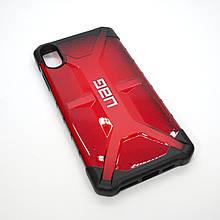 Чехол защитный UAG Plasma iPhone XS Max magma (111103119393) EAN/UPC: 812451030198