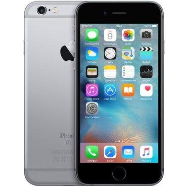 Телефон Apple iPhone 6S Space Gray,Серый