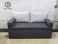 Компактный диван раскладной со спальным местом механизм верона