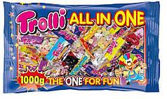 """Trolli"" Жувальні цукерки ""Все Разом"" 10г*100шт пакет"