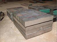 Лист стальной, сталь 3, толщина 80