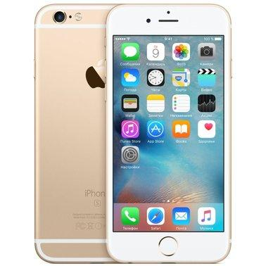 Телефон Apple iPhone 6S Gold,Золотой