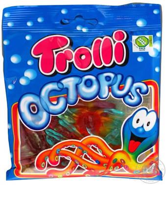 """""""Trolli"""" Жувальні цукерки """"Восьминіг"""" 100г, фото 2"""