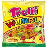 """""""Trolli"""" Жувальні цукерки """"Вуррлі"""" 150г"""