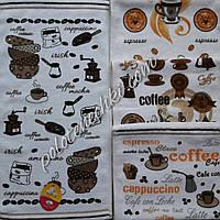 Кухонное полотенце велюр-махра, фото 1