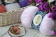 Nako Mohair Delicate, Сиреневый №06118, фото 7