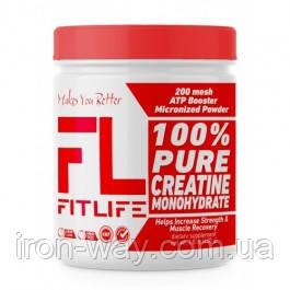 FL 100% Чистий Creatine Monohydrate 225 g