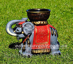 Подставка для цветов кашпо кашпо Слон, фото 2
