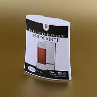 Женская туалетная вода Burberry Sport for Women Burberry в кассете 50 ml (трапеция)  (реплика)