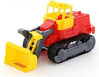 Гусеничный трактор-погрузчик, 7377