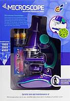 Набор игровой «Микроскоп со светом Юный профессор», C2127