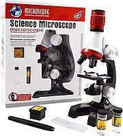 """Набор игровой """"Микроскоп со светом Профессор"""", C2121"""