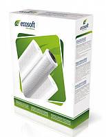 Комплект картриджей Ecosoft (1-2-3 осмос)