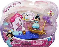 Маленькая кукла принцесса, крутящаяся и транспортное средство  в ассорт., E0072