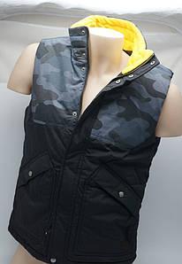 Мужская жилетка безрукавка Adidas оригинал