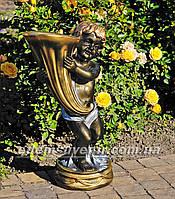 Подставка для цветов кашпо Рог изобилия (Ср), фото 1