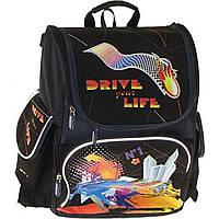 Ранец каркасный Dr. Kong Drive your Life ТА002 35,5х26х13см ортопедическая спинка 1 основное отделение 3