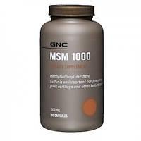 МСМ / GNC - MSM 1000 (180 caps)