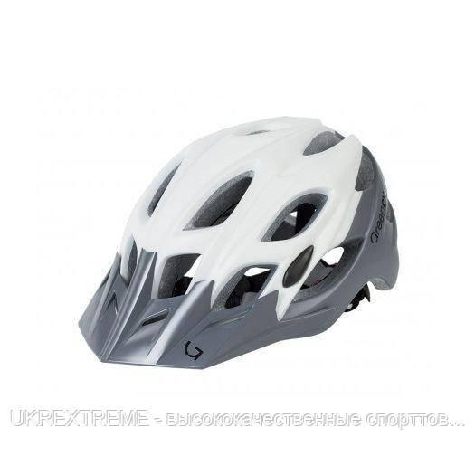 Шлем Green Cycle Enduro размер 58-61см черно-серый (ОРИГИНАЛ)