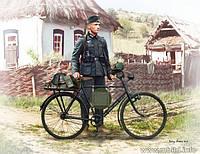 1:35 Немецкий солдат-велосипедист, Master Box 35171;[UA]:1:35 Немецкий солдат-велосипедист, Master Box 35171