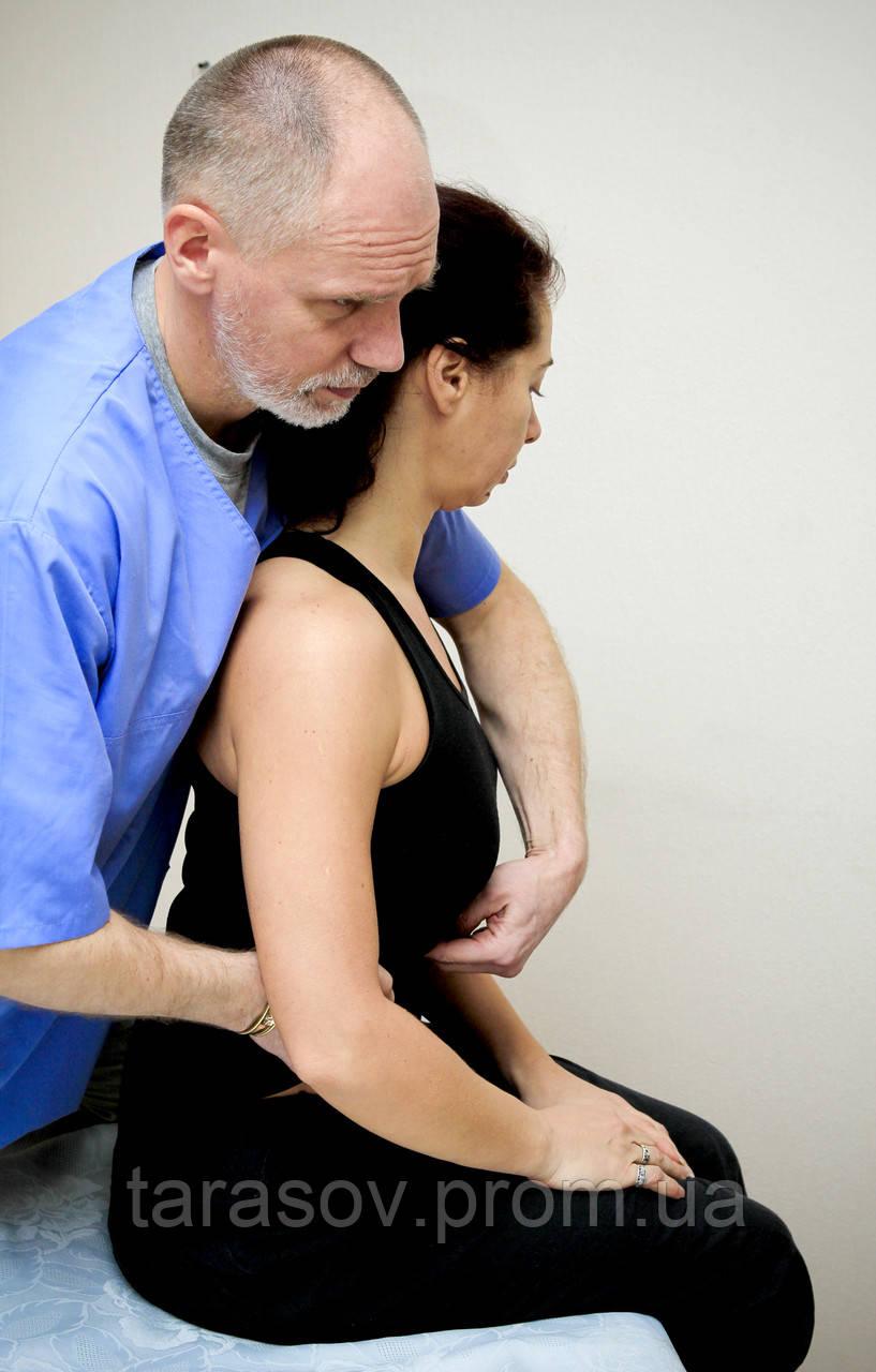 Лечение голеностопа