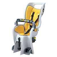 Детское велокресло Topeak BabySeat II Disc с багажником (ОРИГИНАЛ)