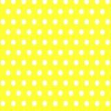 """Салфетка Silken 3-слойная """"Горошки м"""" желтая 20шт 33*33см"""