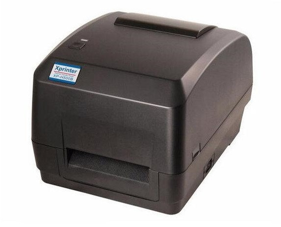 Термотрансферный Принтер для печати этикеток ценников бирок для одежды Xprinter XP-H500B