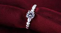 """Кольцо """"Heart"""" 925 Sterling Silver"""